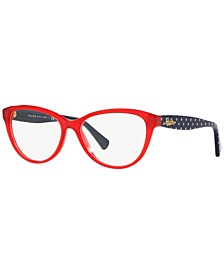 Ralph Lauren RA7075 Women's Cat Eye Eyeglasses