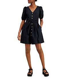 Besima Cotton Poplin Dress