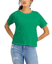 Solid Cropped Top, Created for Macy's