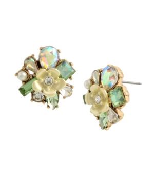 Flower Cluster Earrings