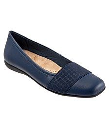 Women's Samantha Flat Shoe