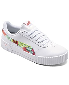 Women's Carina Tropic Casual Sneakers from Finish Line