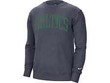 Boston Celtics Men's Heritage Courtside Sweatshirt