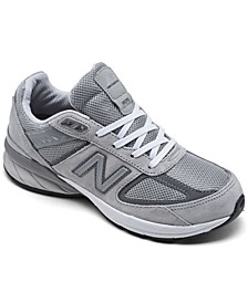 Little Kids 990 V5 Casual Sneakers from Finish Line