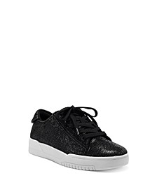 Women's Silesta Embellished Lace-Up Sneakers