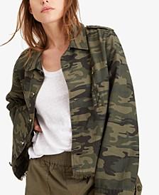Jayden Camo-Print Jacket