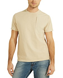 Men's David Nylon Pocket T-Shirt