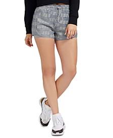Logo-Print Shorts