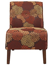 "Cammie 18"" Upholstered Accent Chair"