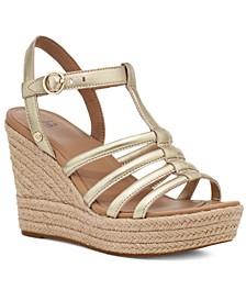 Women's Cressida Espadrille Wedge Sandals