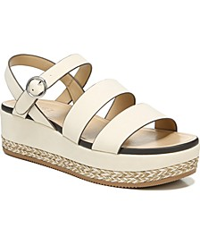 Kaylin Flatform Sandals