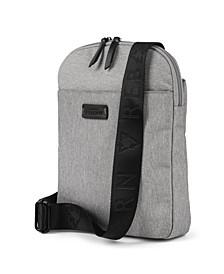 Reborn Recycled Slim Crossbody Bag