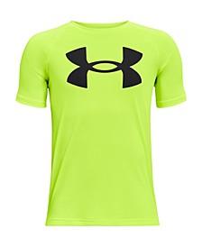 Big Boys UA Tech Big Logo Short Sleeve T-shirt