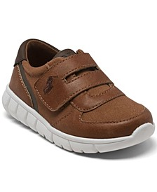Toddler Boys Barnes Ez Stay-Put Closure Casual Sneakers from Finish Line