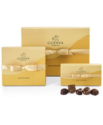 36-Piece Gold Gift Box