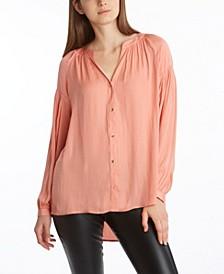 Women's Oversize Button Up Shirt
