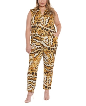Plus Size Bailey Jumpsuit