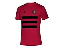 Men's Atlanta United FC Three Stripe Life Pitch Creator T-Shirt