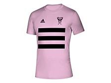 Men's Inter Miami Three Stripe Life Pitch Creator T-Shirt