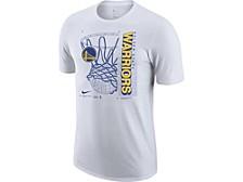 Men's Golden State Warriors Tech Hoop T-Shirt