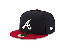 Atlanta Braves 2021 Authentic Collection All Star Game 59Fifty Cap