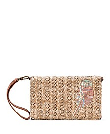 Marin Smartphone Mini Straw Crossbody