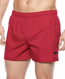 "Speedo Quick-Dry Performance Surf Runner 3"" Swim Trunks"