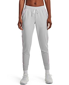 Women's Rival Terry Taped Pants