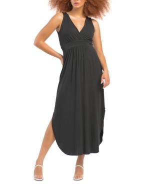 Drapey Knit Maxi Dress