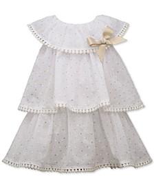 Baby Girls Tiered Dress