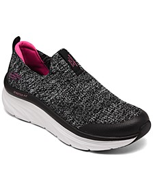 Women's Relaxed Fit: D'Lux Walker - Quick Upgrade Athletic Walking Sneakers from Finish Line