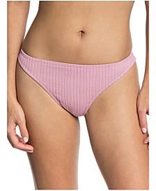 Women's Stay Golden Mini Bikini Bottoms