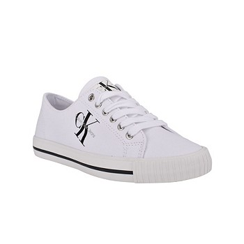 Calvin Klein Jeans Women's Fate Lace-Up Sneakers