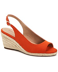 Tamaare Wedge Sandals, Created for Macy's