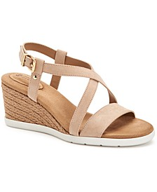 Dellie Espadrille Wedge Sandals, Created for Macy's