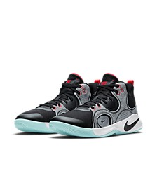 Men's Fly By Mid 2 Basketball Sneakers from Finish Line