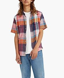 Men's Oversize Utility Shirt