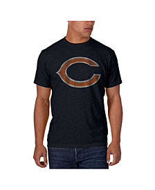 '47 Brand Men's Chicago Bears Logo Scrum T-Shirt