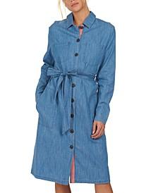 Tynemouth Cotton Shirtdress
