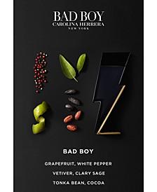 Men's Bad Boy Eau de Toilette Fragrance Collection