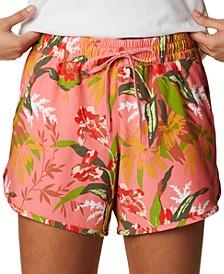 Women's Bogata Bay Printed Shorts