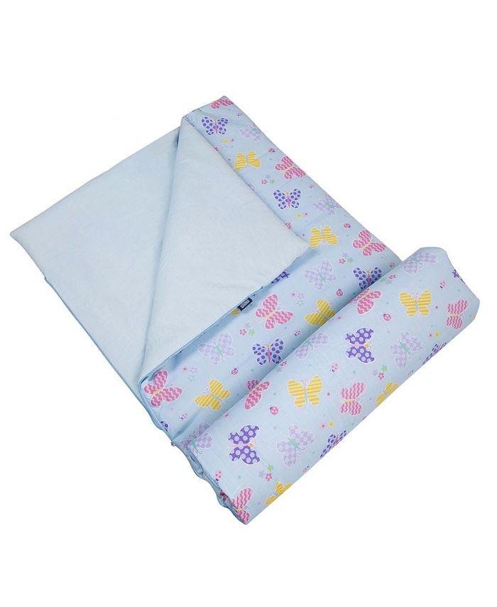 Wildkin - Butterfly Garden Sleeping Bag