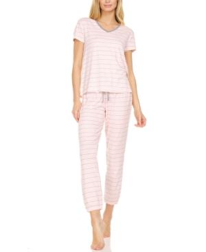Flora Nikrooz Collection Elsa Jogger Pants Pajama Set