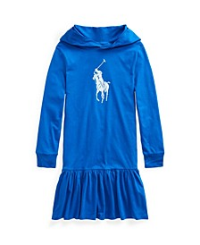 Big Girls Big Pony Cotton Jersey T-shirt Dress
