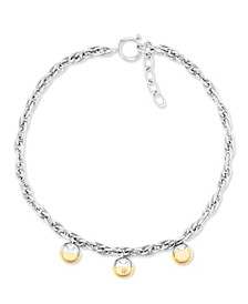 Women's Two-Tone Necklace