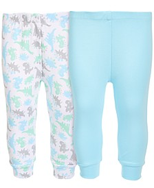Baby Boys 2-Pc. Cotton Jogger Pants Set, Created for Macy's