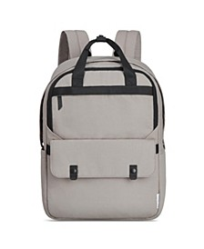 Sustainable Antimicrobial Anti-Theft Origin Backpack