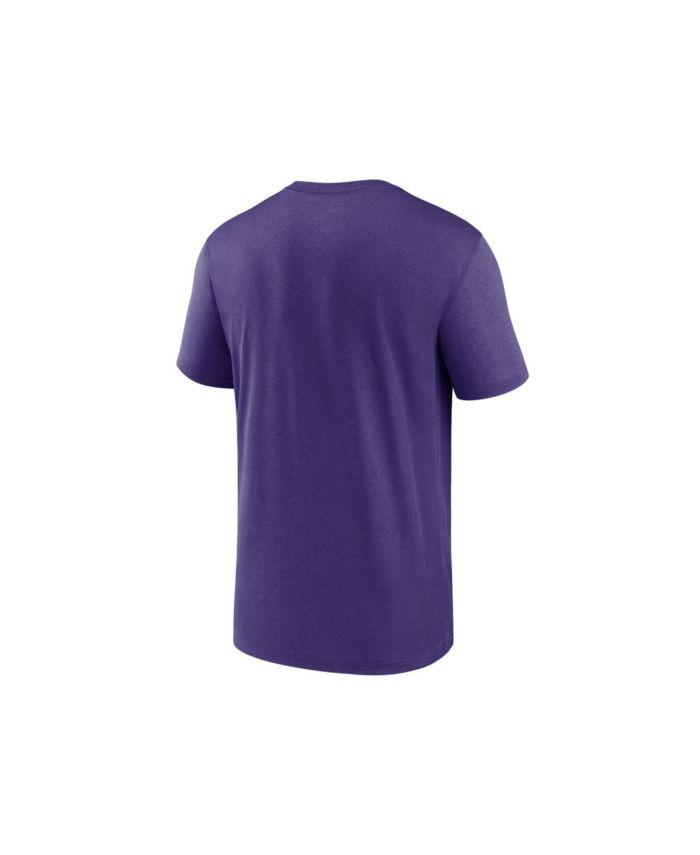 Nike Minnesota Vikings Men's Icon Legend T-Shirt & Reviews - NFL - Sports Fan Shop - Macy's