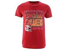 Men's Tampa Bay Buccaneers Wordmark Mascot T-Shirt