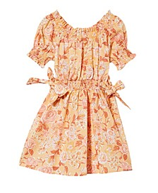 Toddler Girls Samira Shorts Sleeve Dress